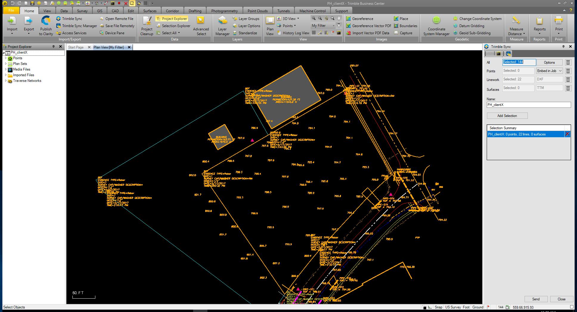 Trimble Sync Manager | Trimble Geospatial