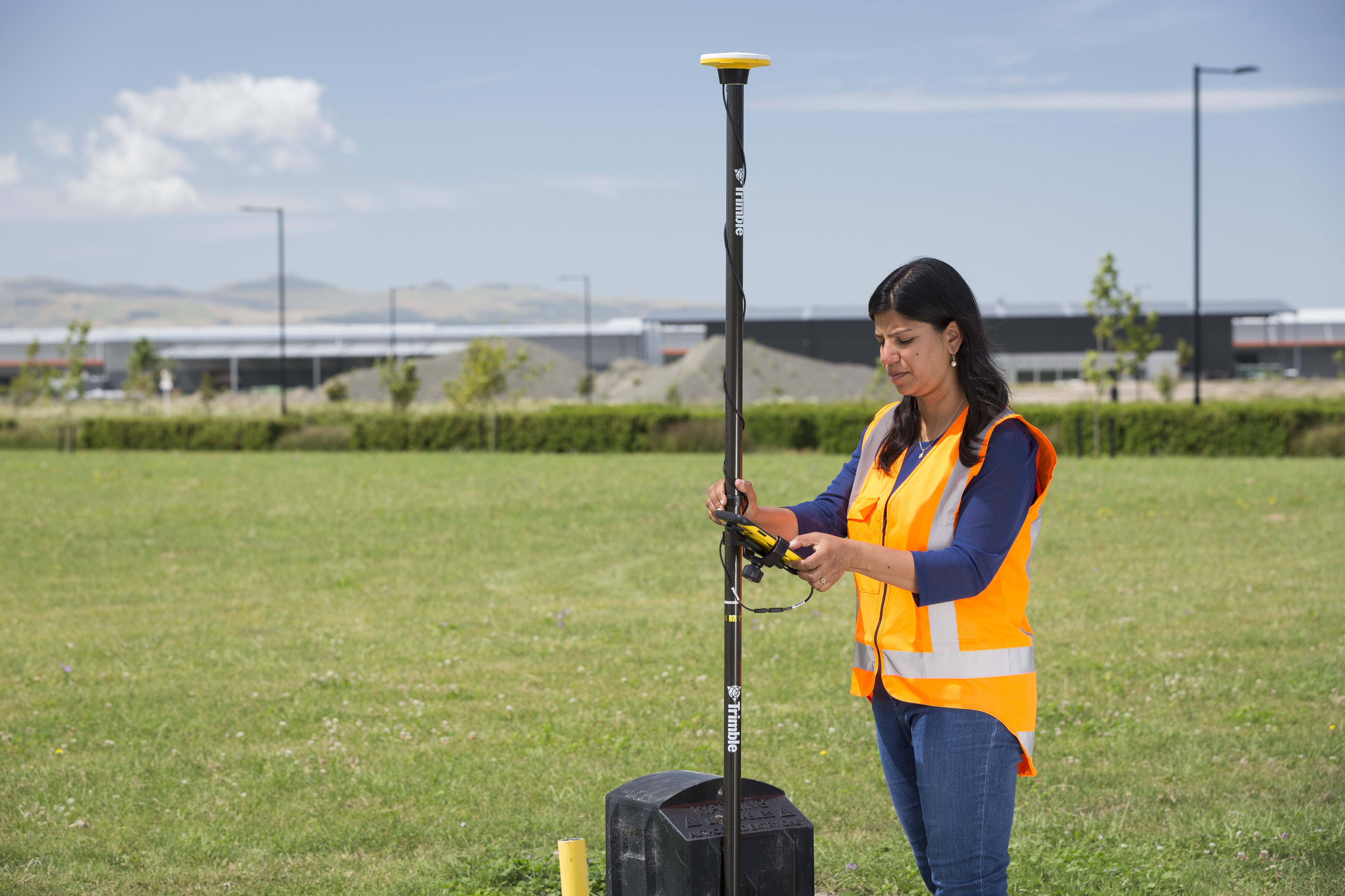 Trimble Catalyst on Demand with TDC600