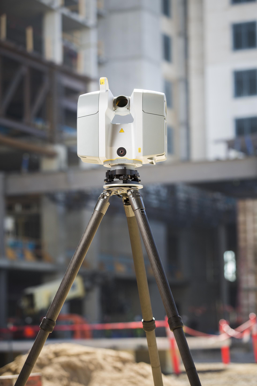 TX8 3D Laser Scanner
