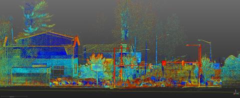 Laser Scanning | Trimble Geospatial