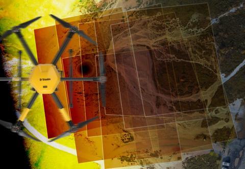 Trimble Inpho UASMaster | Trimble Geospatial