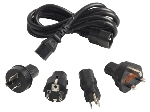 Power Cable and Adapters