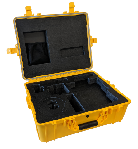 Transport Case for TSC7 and Receiver