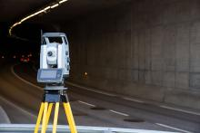 Trimble S9 Autolock Tunnel