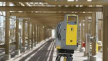 Trimble X7 Buildings industrial Piping