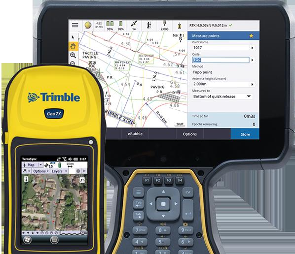 Field Software | Trimble Geospatial
